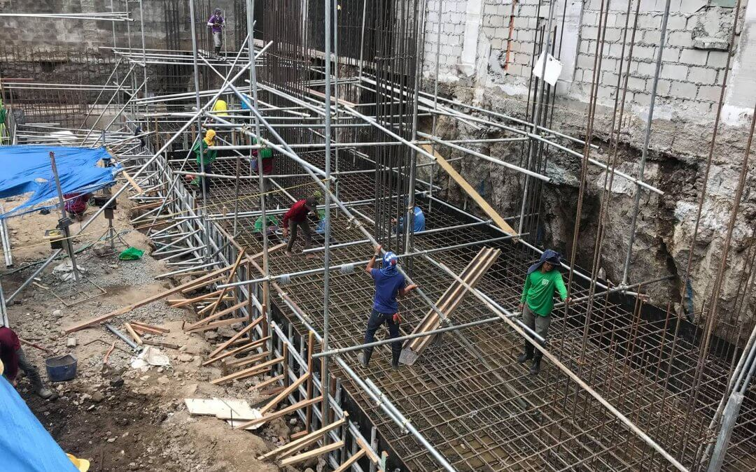 Project Solomon Construction Update | Ready For The First Concrete Pouring